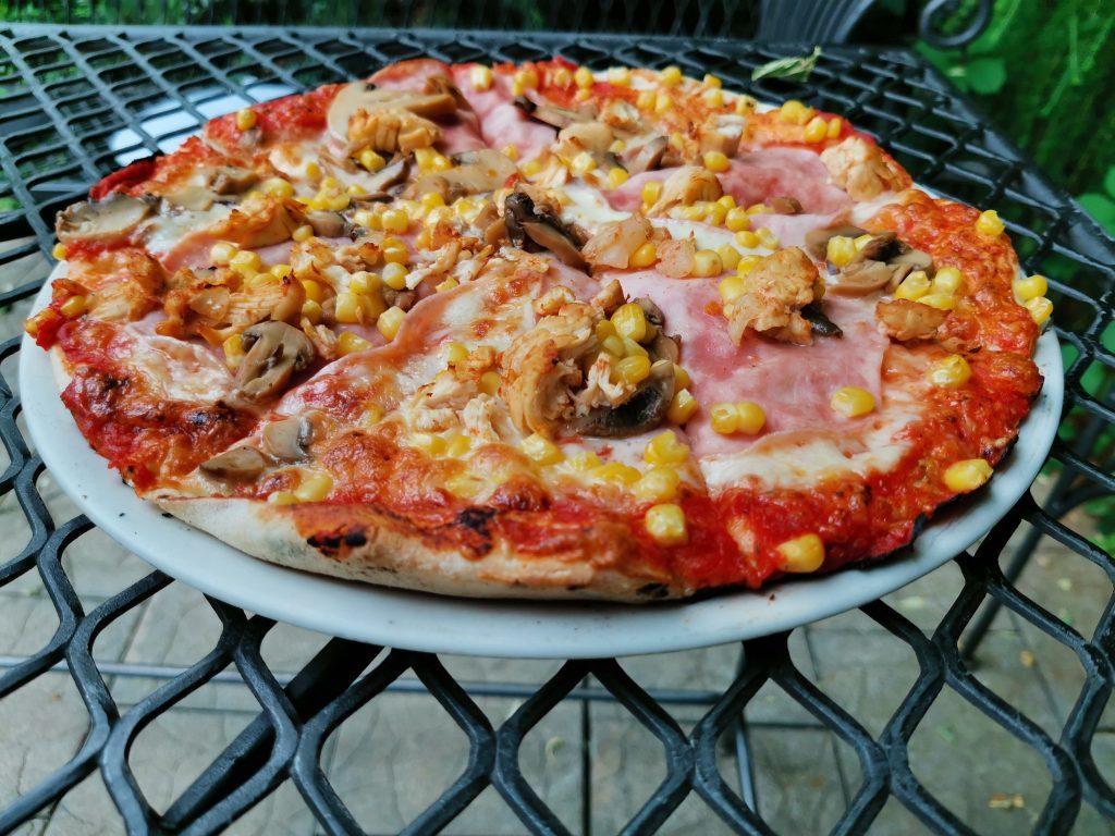 pizza trio