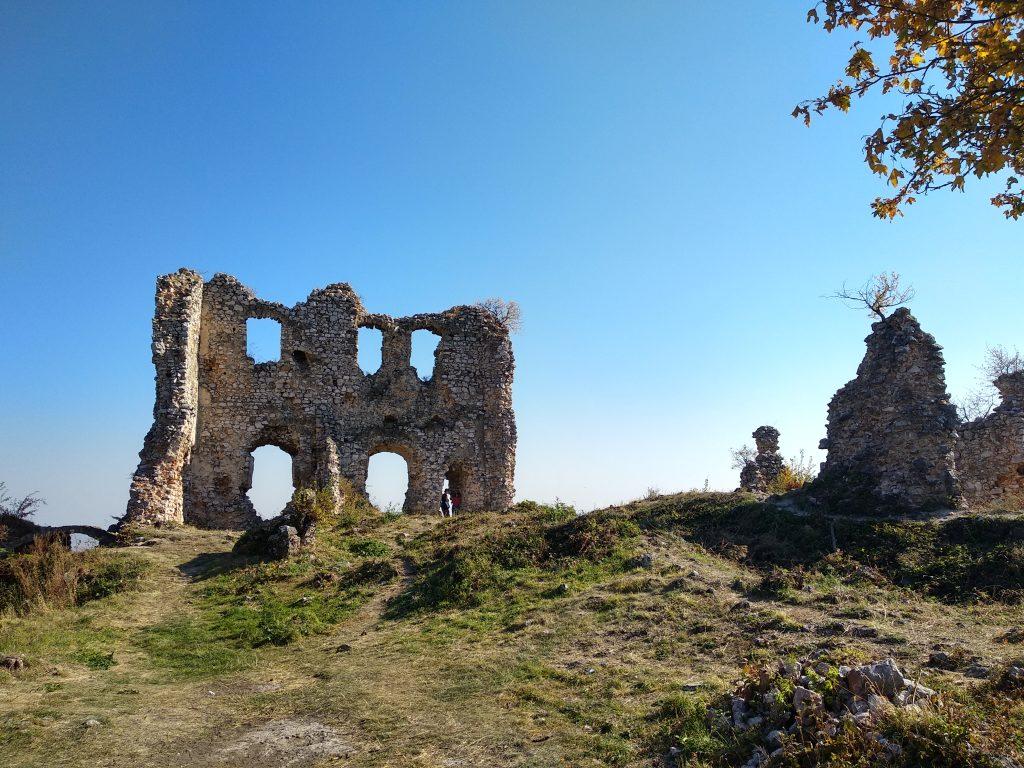 Zádielska tiesňava - trasa cez Turnianský hrad