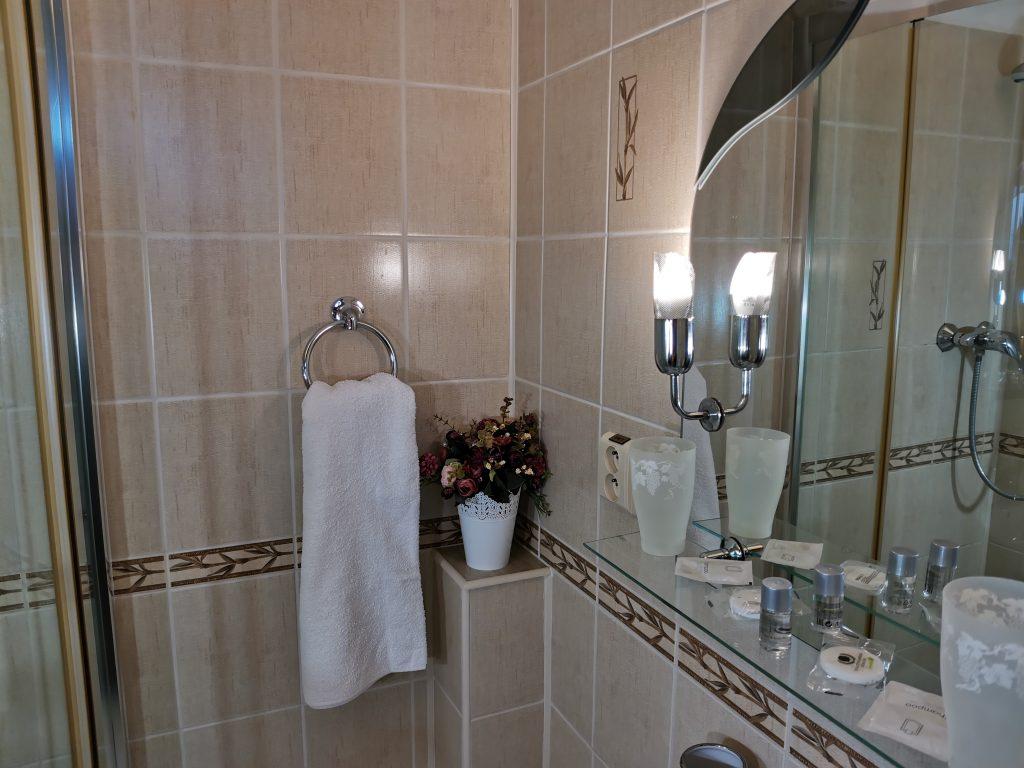 kúpeľňa zrkadlo